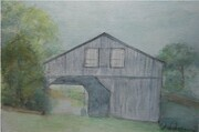 The Amana Grey Barn